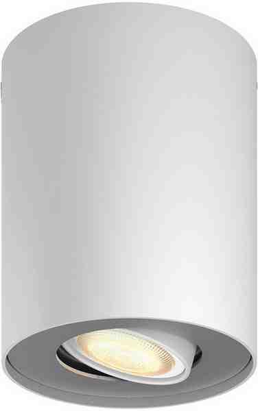 Philips Hue LED Deckenspot »Pillar«, 1-flammig, Smart Home