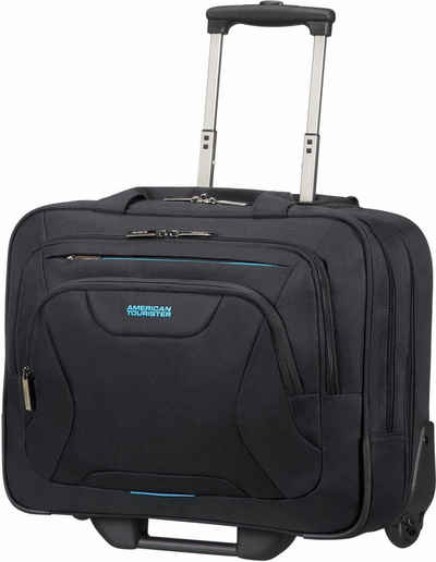 0a8b7194800fa American Tourister Business Trolley mit 2 Rollen und Laptopfach
