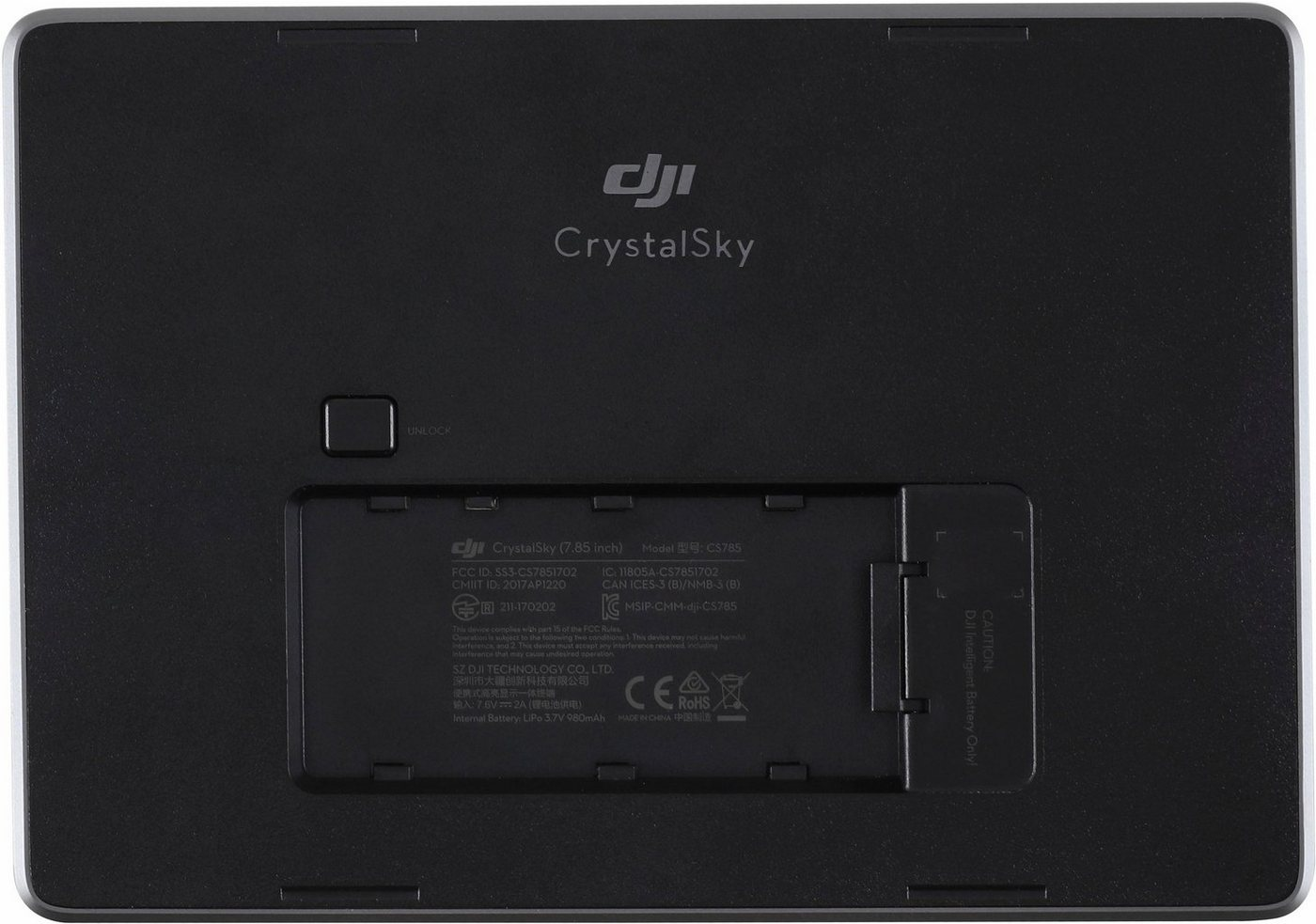 dji dji CrystalSky 785 DrohnenMonitor Full HD 60*