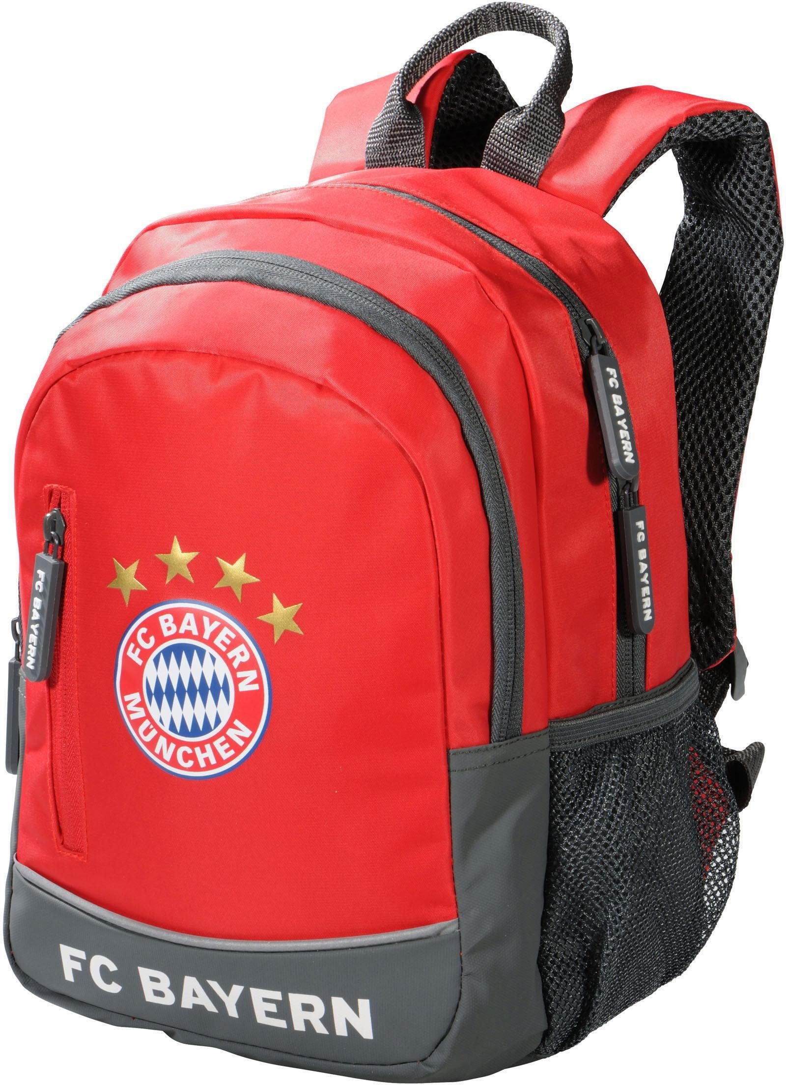 FC Bayern Kindergartenrucksack, Höhe 29 cm