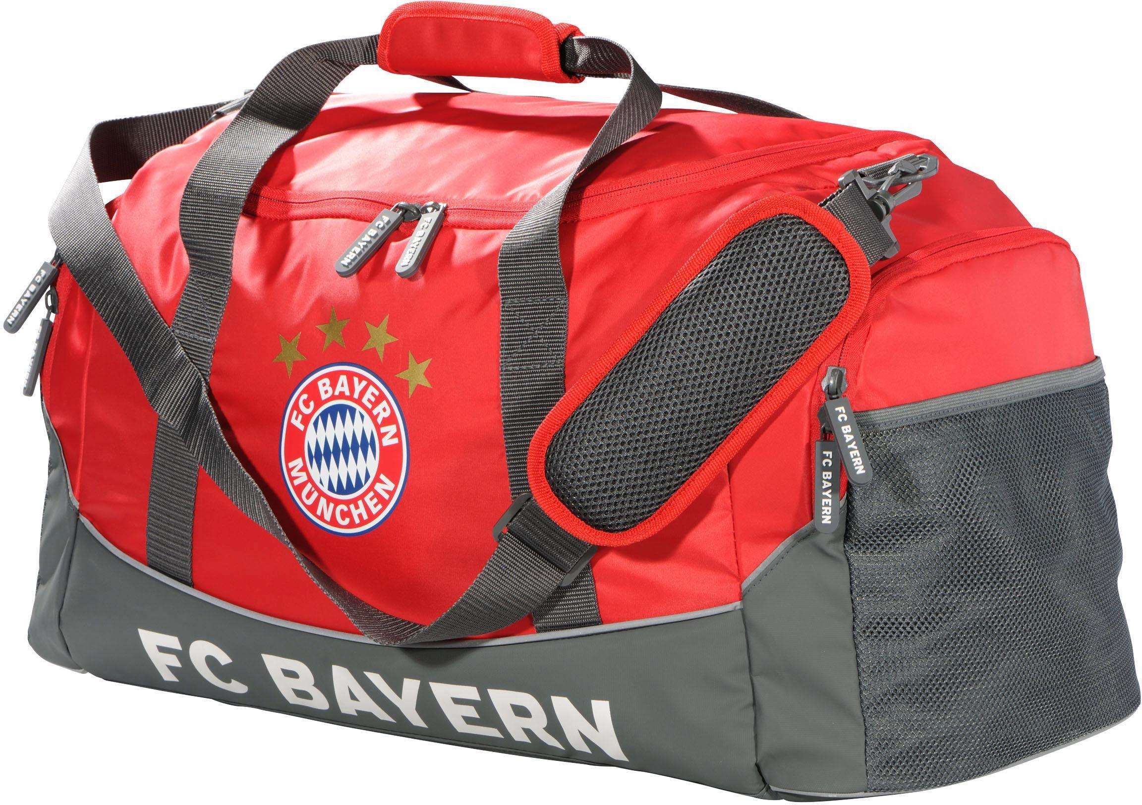 FC Bayern Sporttasche, »FCB, groß«