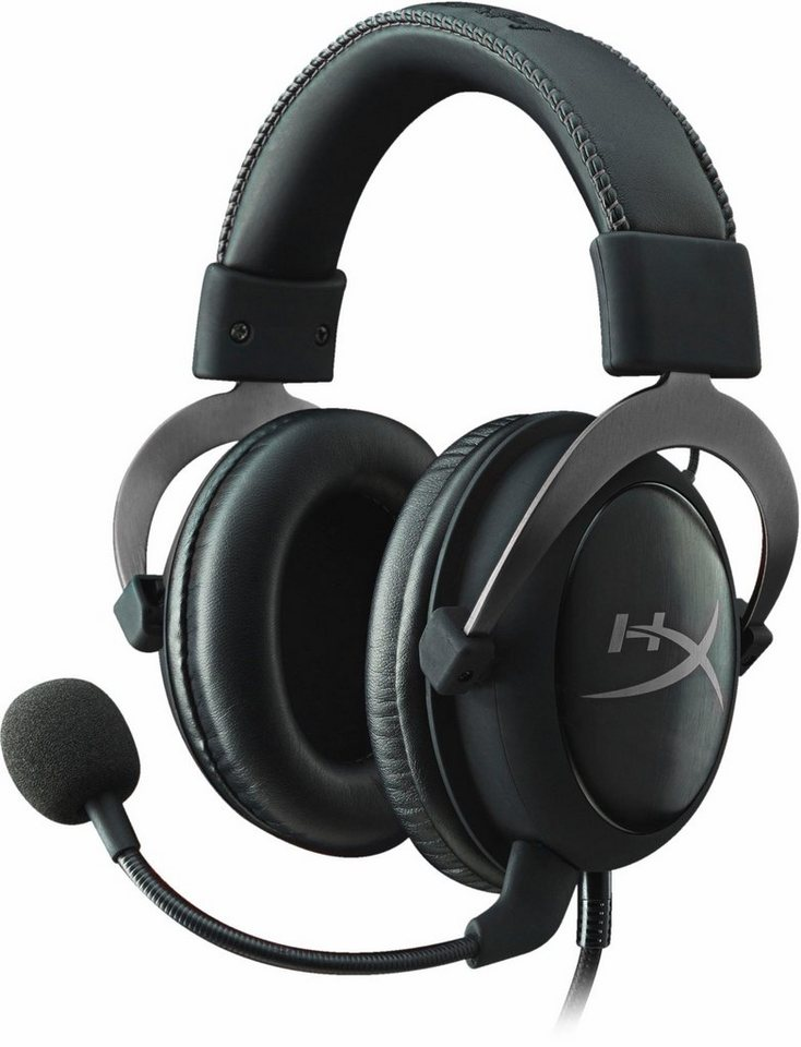 hyperx cloud ii pro gaming headset online kaufen otto. Black Bedroom Furniture Sets. Home Design Ideas