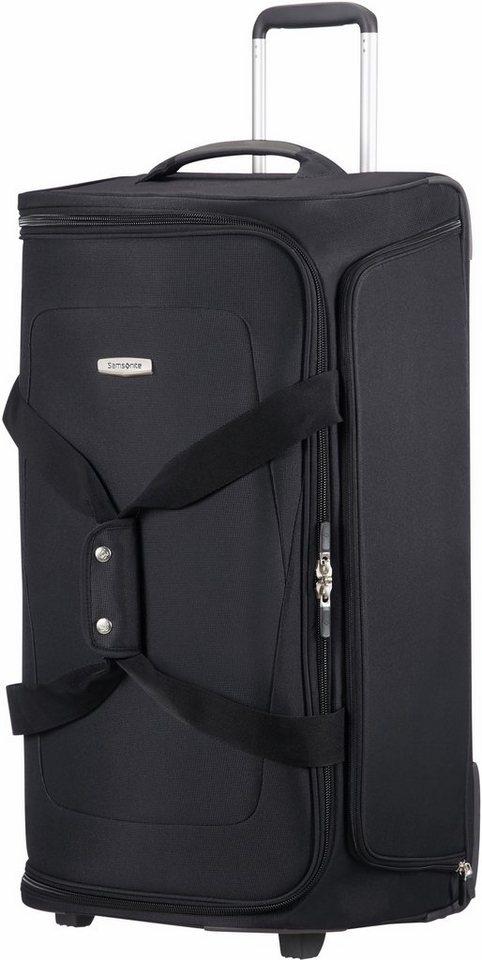 samsonite reisetasche mit 2 rollen spark sng 77 cm. Black Bedroom Furniture Sets. Home Design Ideas