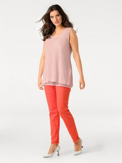 Bc Best Connections By Heine Knit Top With Lace