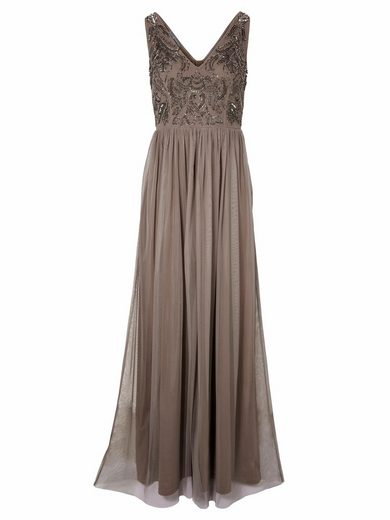 ASHLEY BROOKE by Heine Abendkleid mit Pailletten