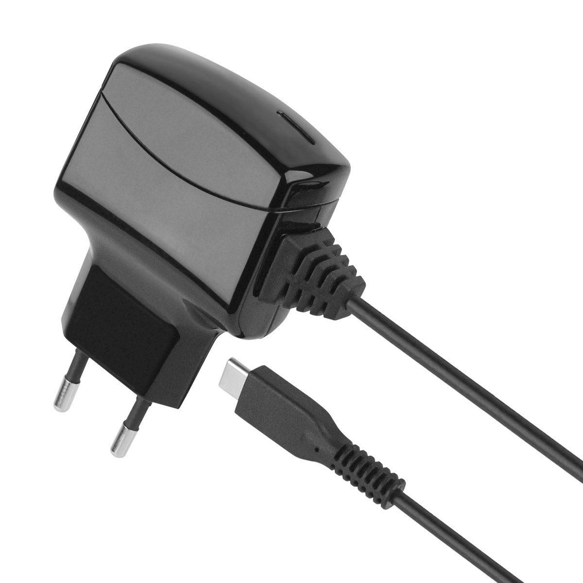 Fontastic Lader »USB-C Reiseladegerät, 3,1A, 15W«