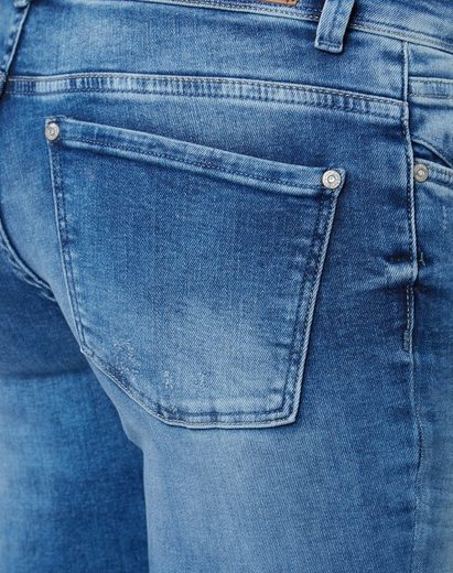 Only Skinny-fit-jeans Onlcoral