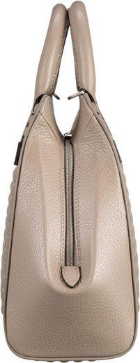 Mandarina Duck Handtasche You Leather Medium Shopper SET02