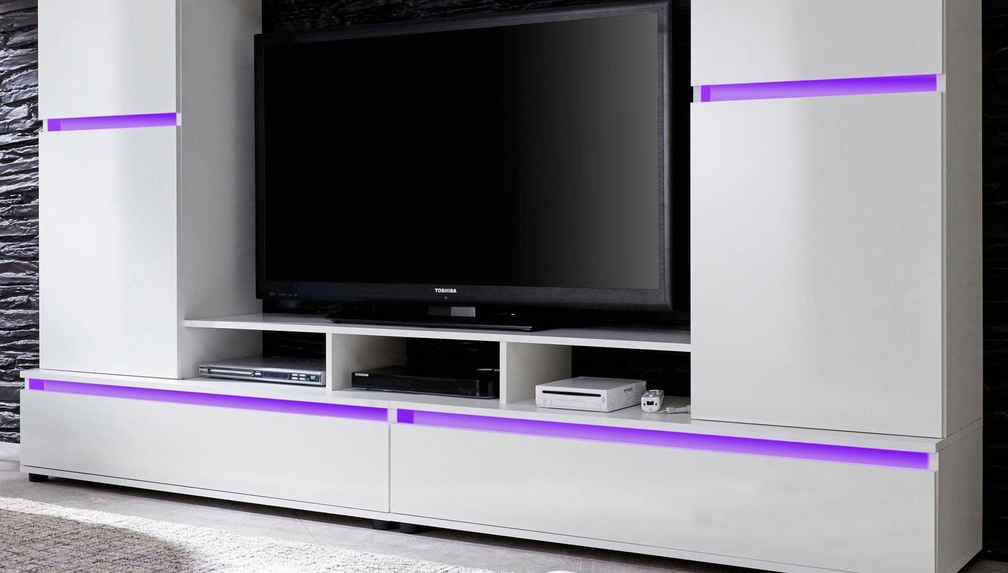 trendteam LED - Lichtstreifen mit Farbwechsel RGB, A++
