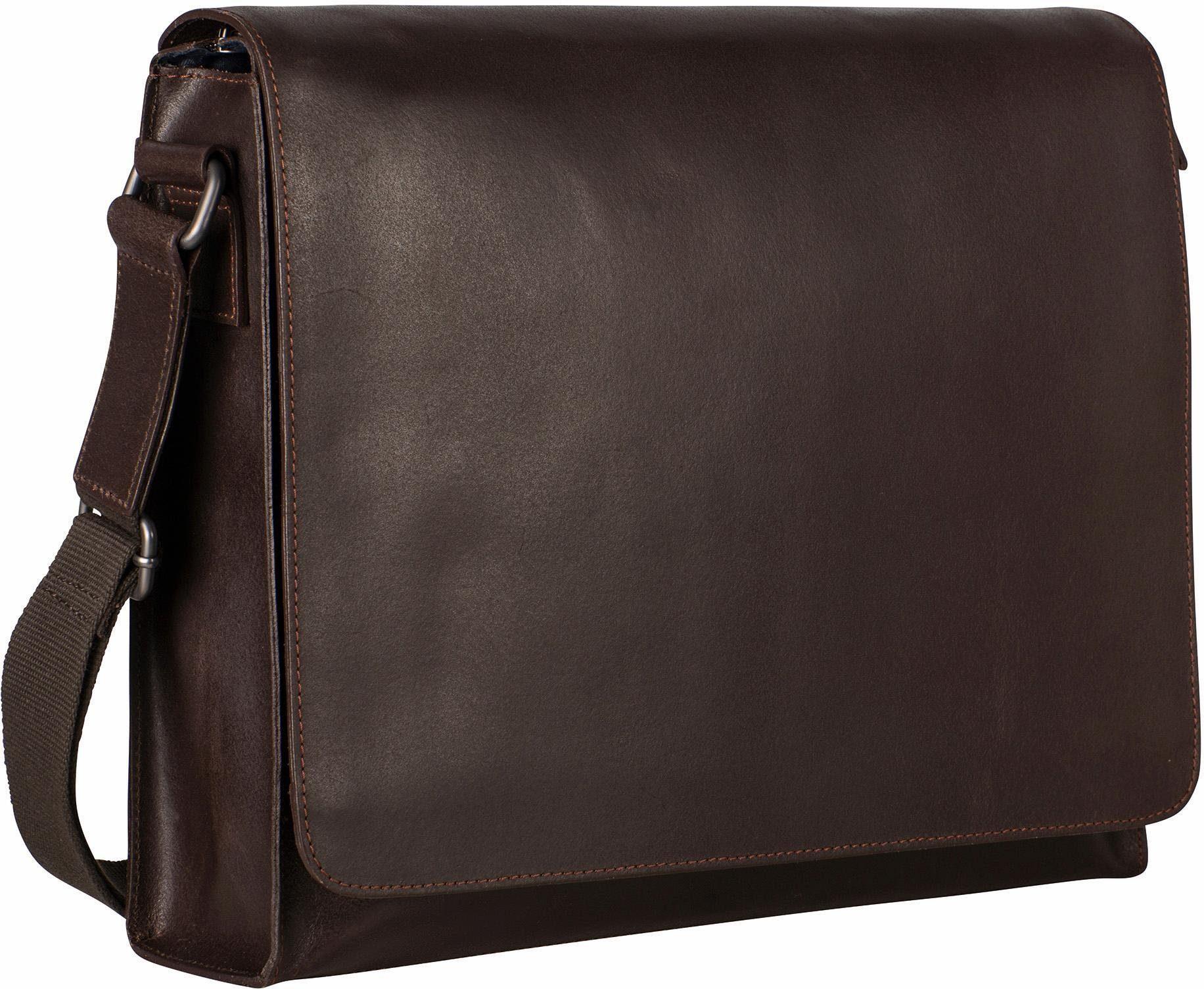 Herren Dakota Mini Bag Umhängetasche, rot