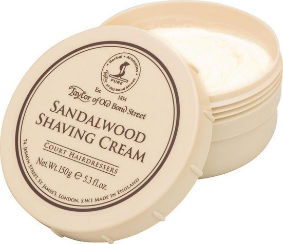 Taylor of Old Bond Street Rasiercreme »Shaving Cream Sandalwood«