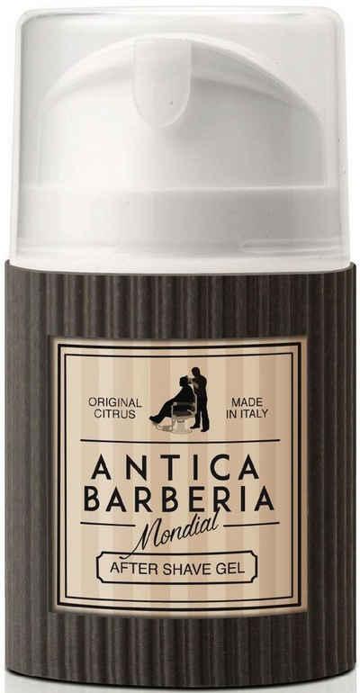Mondial Antica Barberia After-Shave »Original Citrus«, raffinierter, lebendig prickelnder Duft