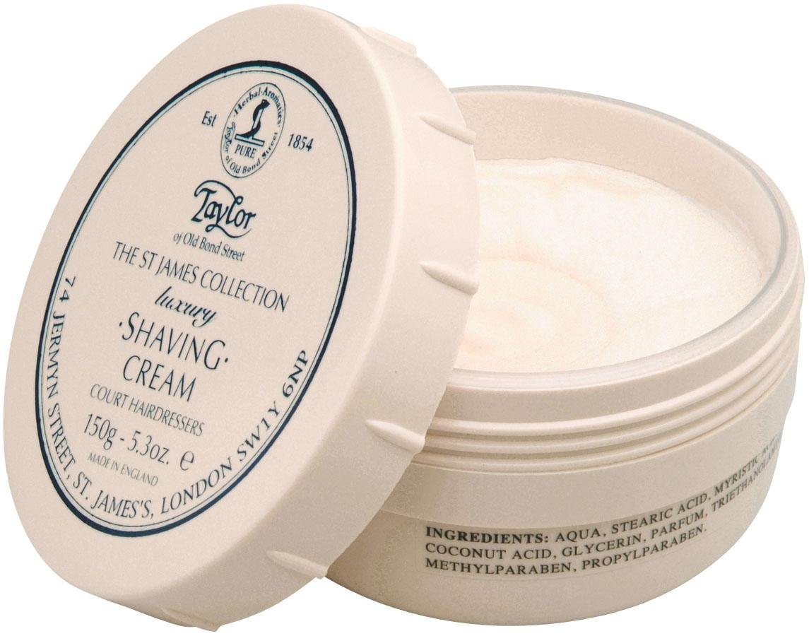 »Shaving Cream St James Lux- Collection«, Rasiercreme