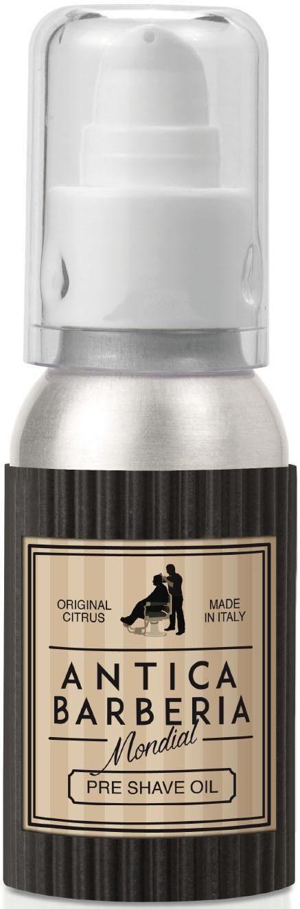 Mondial Antica Barberia, »Pre Shave Oil Original Citrus«, Pflegeöl
