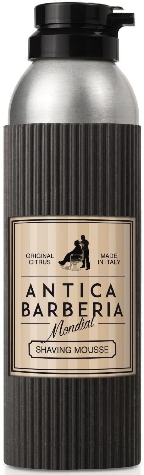 Mondial Antica Barberia, »Shaving Mousse Original Citrus«, Rasierschaum