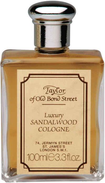 Taylor of Old Bond Street Eau de Cologne »Luxury Sandlewood«