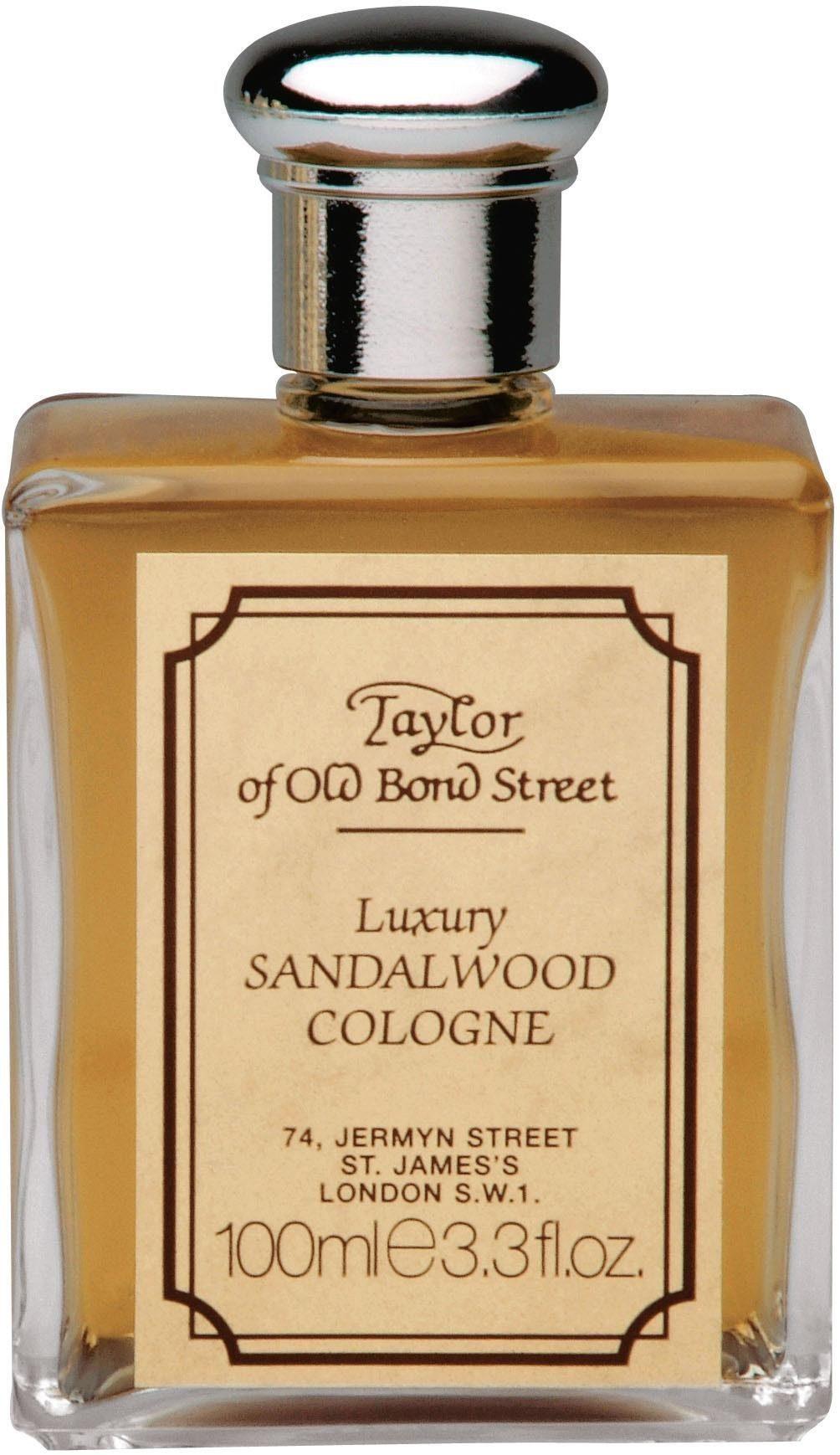 Taylor of Old Bond Street, »Luxury Sandlewood«, Eau de Cologne