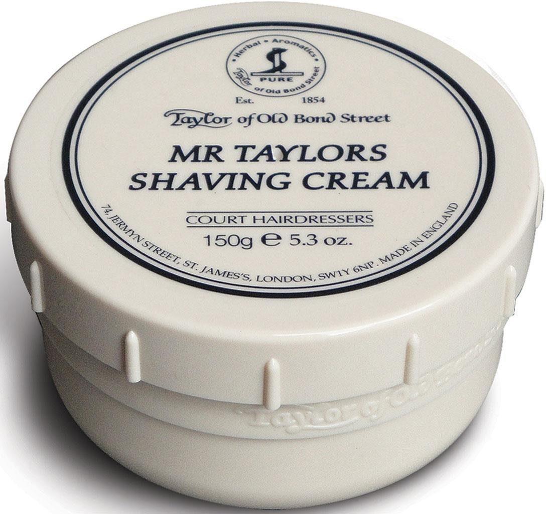Taylor of Old Bond Street, »Shaving Cream Mr Taylor«, Rasiercreme