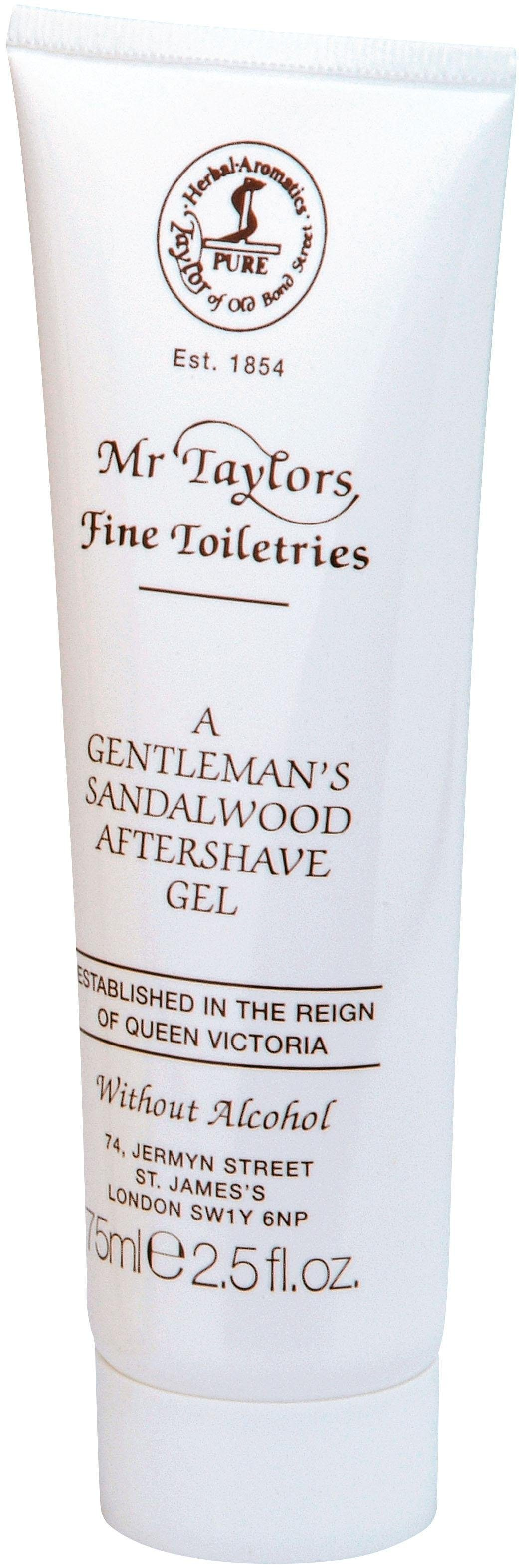 Taylor of Old Bond Street, »Aftershave Gel Sandalwood«, Aftershave