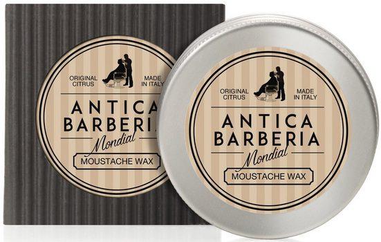Mondial Antica Barberia Bartwachs »Moustache Wax Original Citrus«