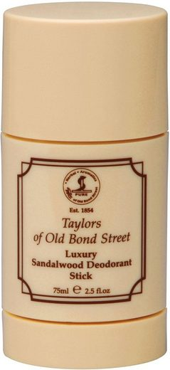 Taylor of Old Bond Street Deo-Stift »Deodorant Stick Sandalwood«