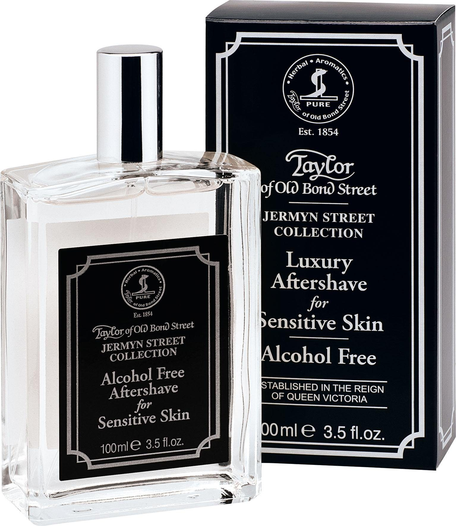 Taylor of Old Bond Street, »Jermyn Street Sensitive Skin Luxury Aftershave«, Aftershave