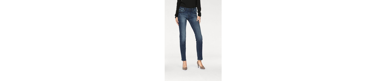Tom Tailor Gerade Jeans, Mid-Waist