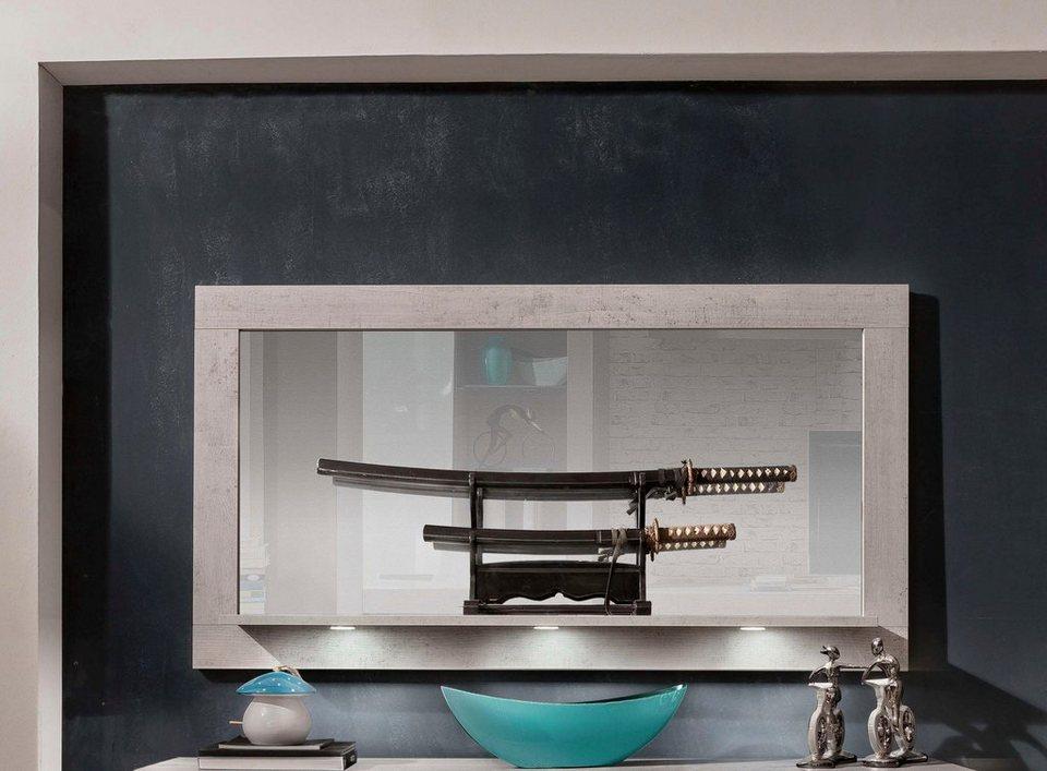 spiegel pure mit ablage online kaufen otto. Black Bedroom Furniture Sets. Home Design Ideas