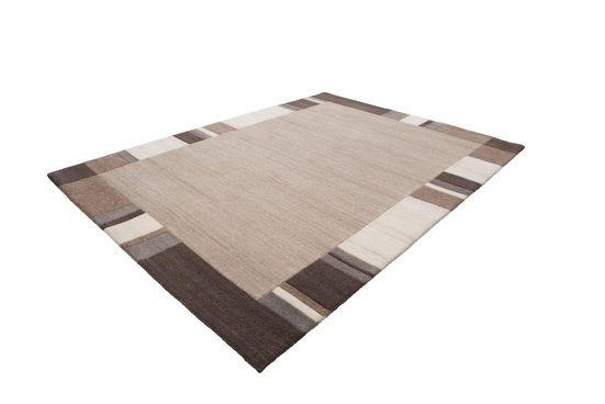 Teppich »Goa 953«, LALEE, rechteckig, Höhe 18 mm, von Hand geknüpft