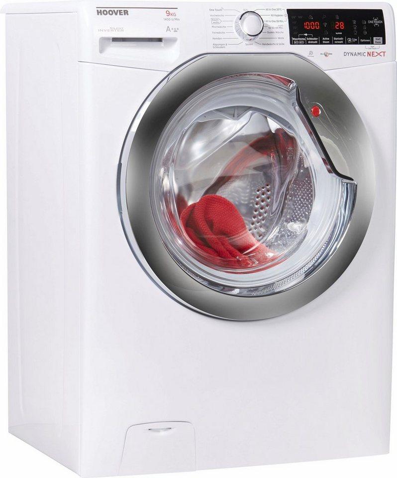 Hoover Waschmaschine DXOA G49AHC5-84, 9 kg, 1400 U/Min online kaufen ...
