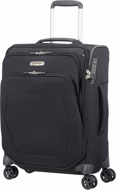 Samsonite Weichgepäck-Trolley »Spark SNG, 55 cm«, 4 Rollen | Taschen > Koffer & Trolleys > Trolleys | Polyester | Samsonite