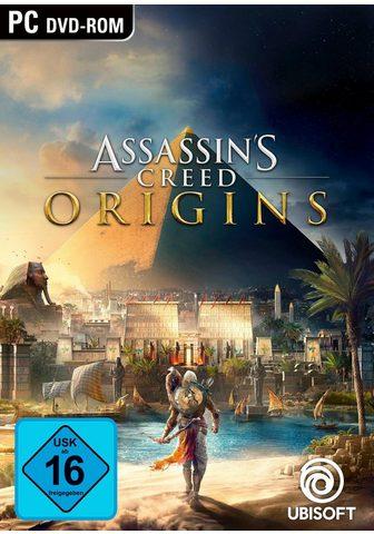 UBISOFT Assassin's Creed Origins PC