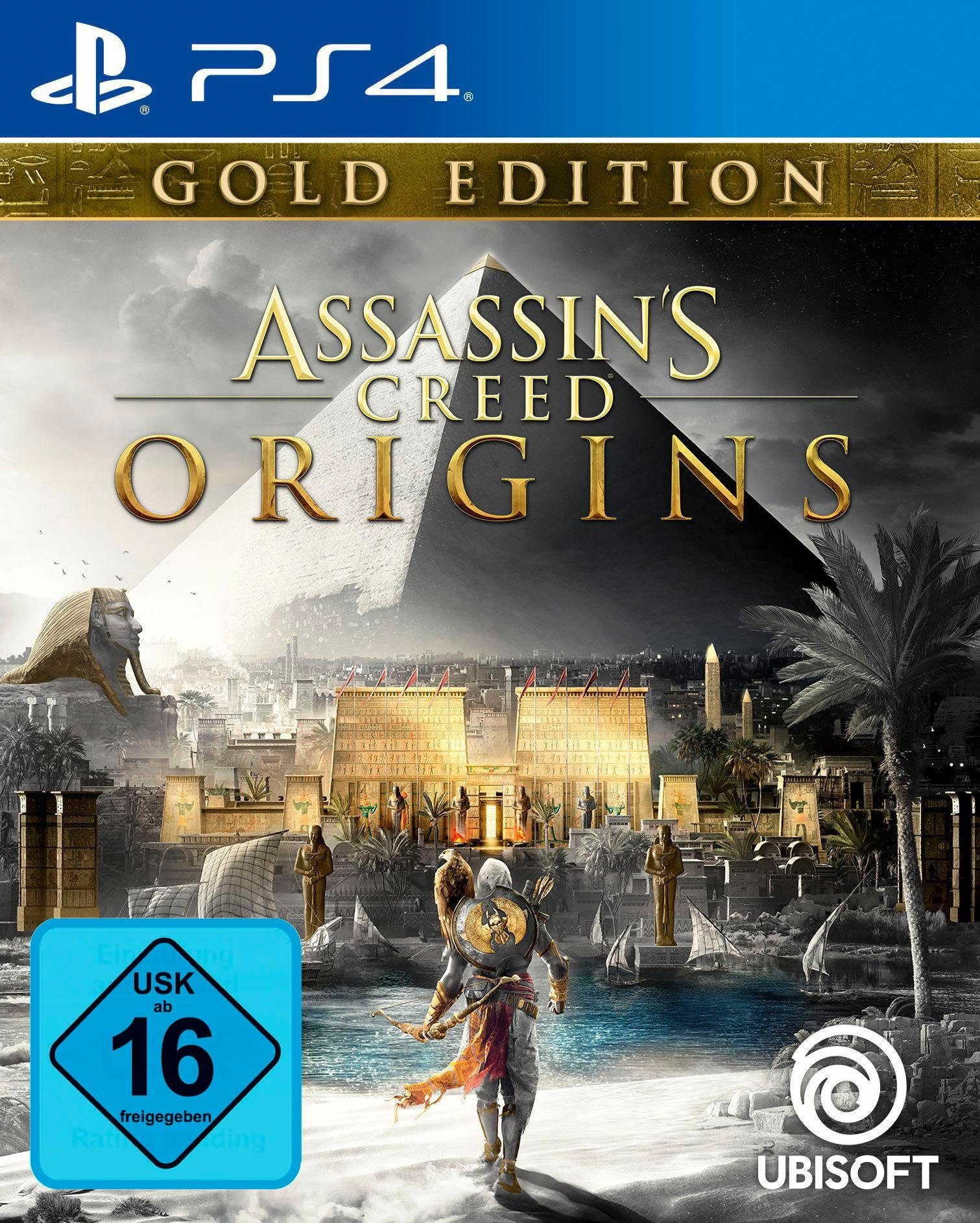Assassin's Creed Origins Gold Edition PlayStation 4