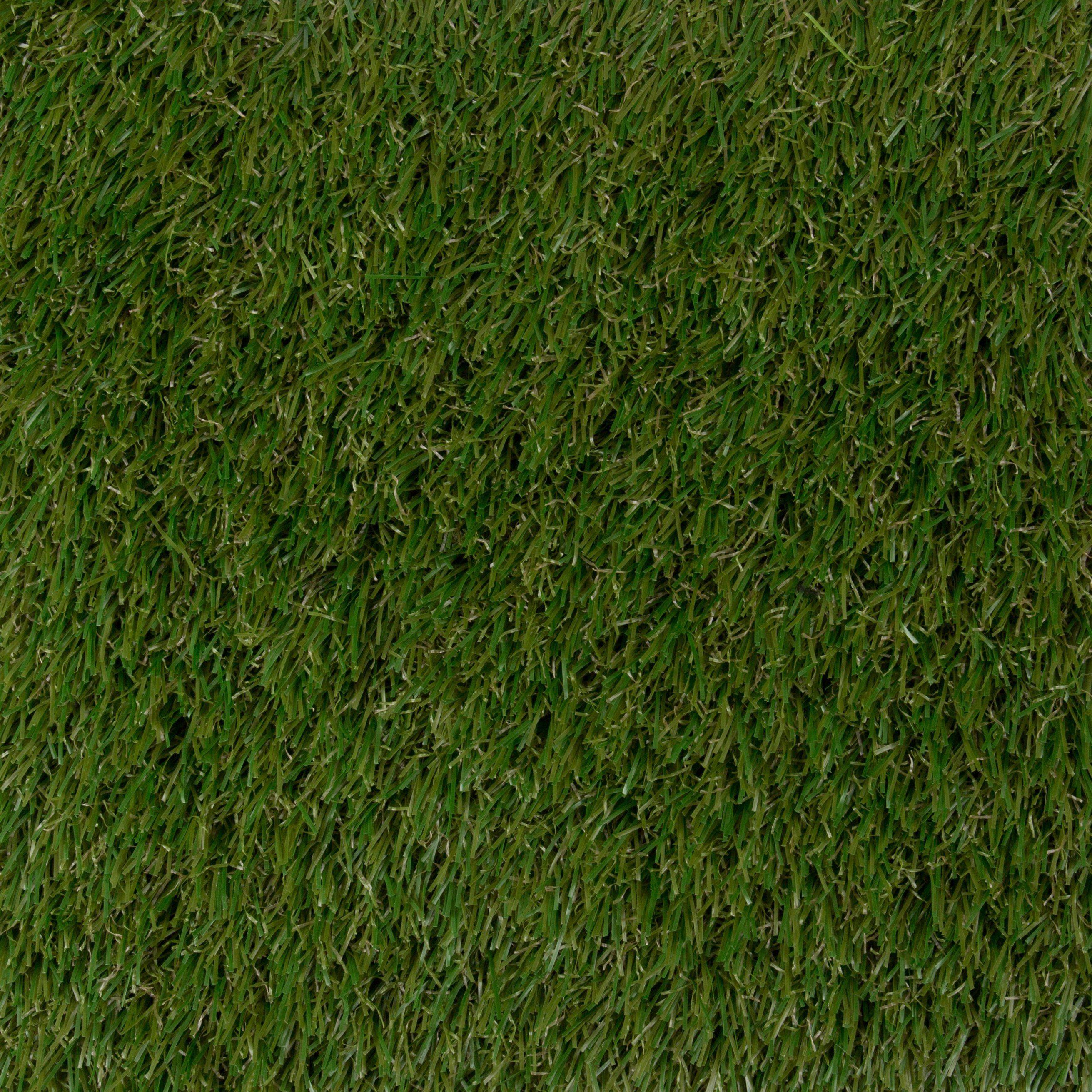 Kunstrasen »Rhodos«, Breite 400 cm, grün, Meterware