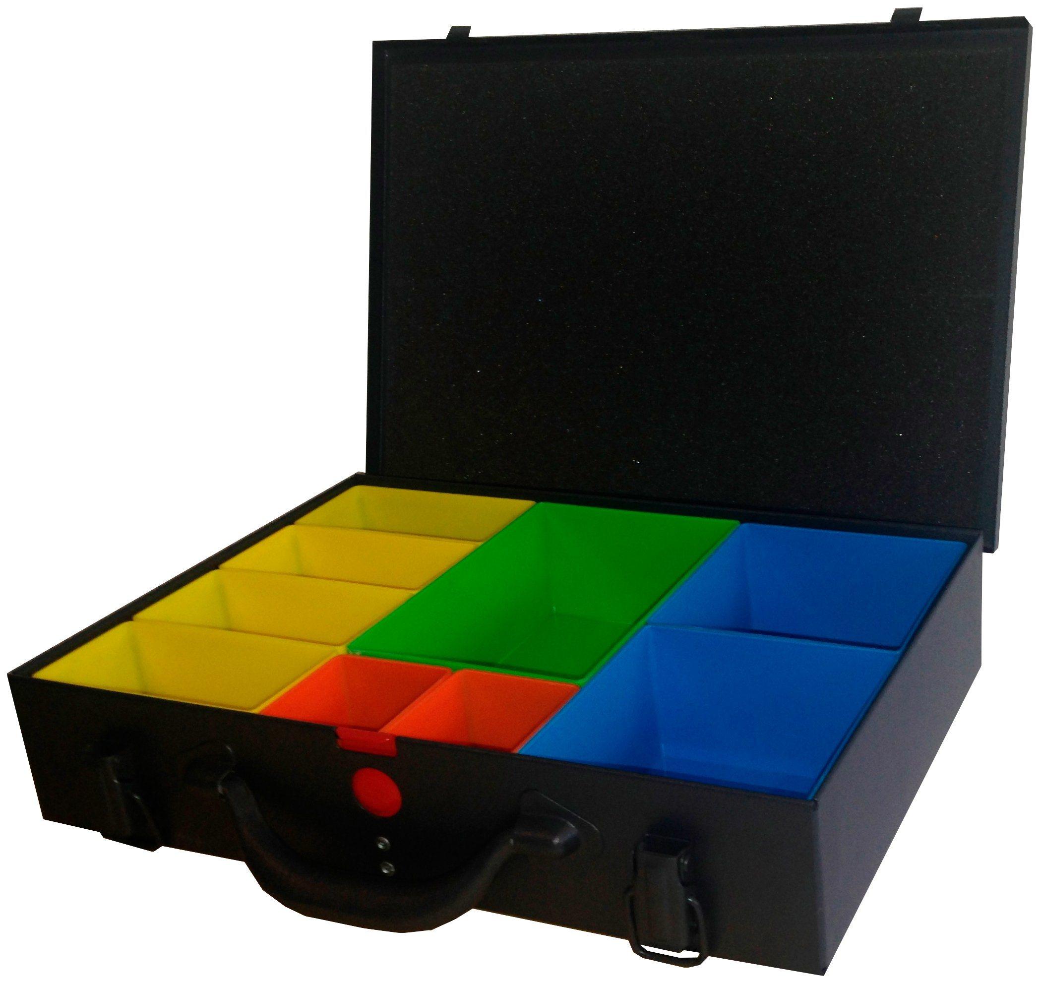 Aufbewahrungsbox , mit 9 Boxen | Dekoration > Aufbewahrung und Ordnung > Kästchen