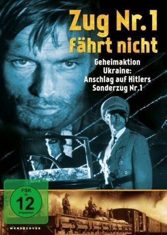 DVD »Zug Nr. 1 fährt nicht«