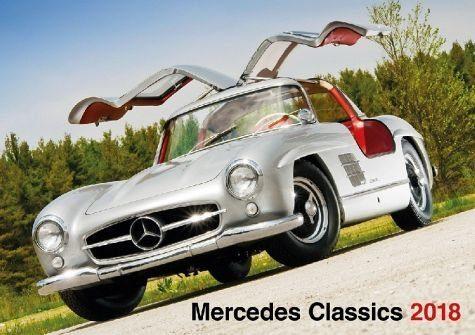 Kalender »Mercedes Klassik 2018«