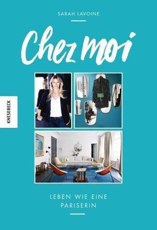 Gebundenes Buch »Chez moi«