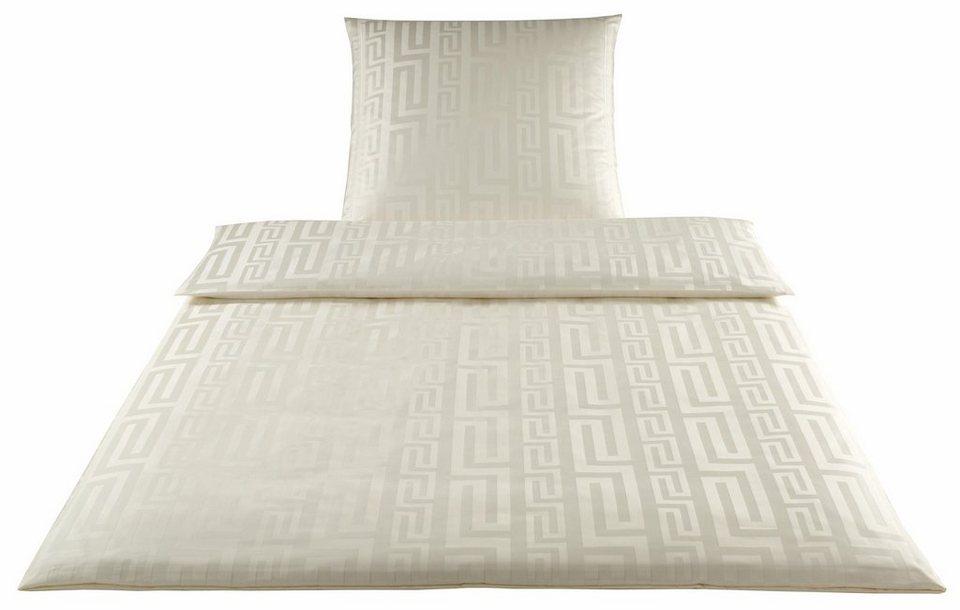 bettw sche charisma elegante mit m ander muster online. Black Bedroom Furniture Sets. Home Design Ideas