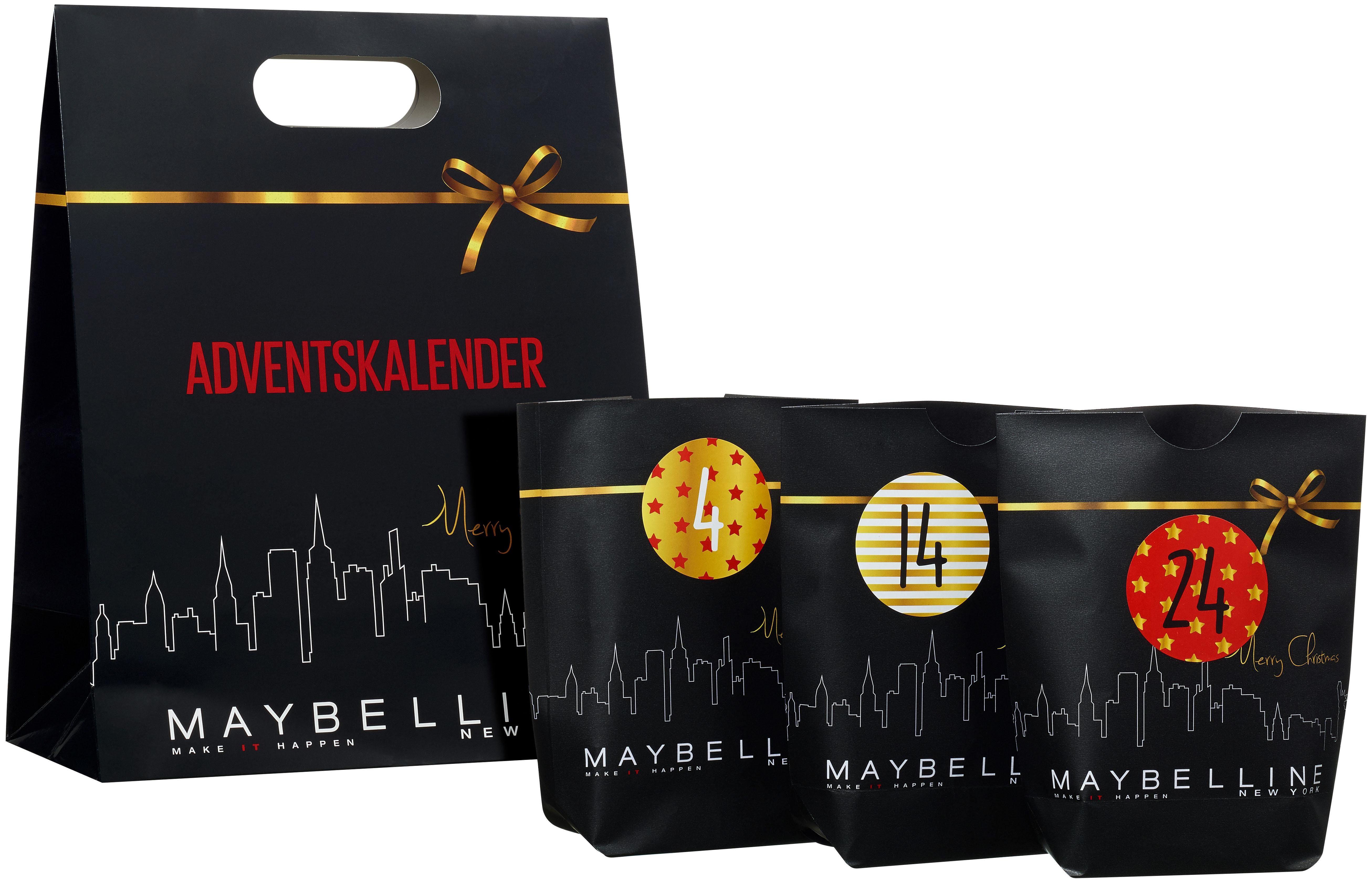 Maybelline New York, »Do it yourself Adventskalender«, Adventskalender