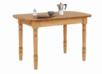 Schöne Holztische massivholz esstisch kaufen esszimmertisch aus holz otto