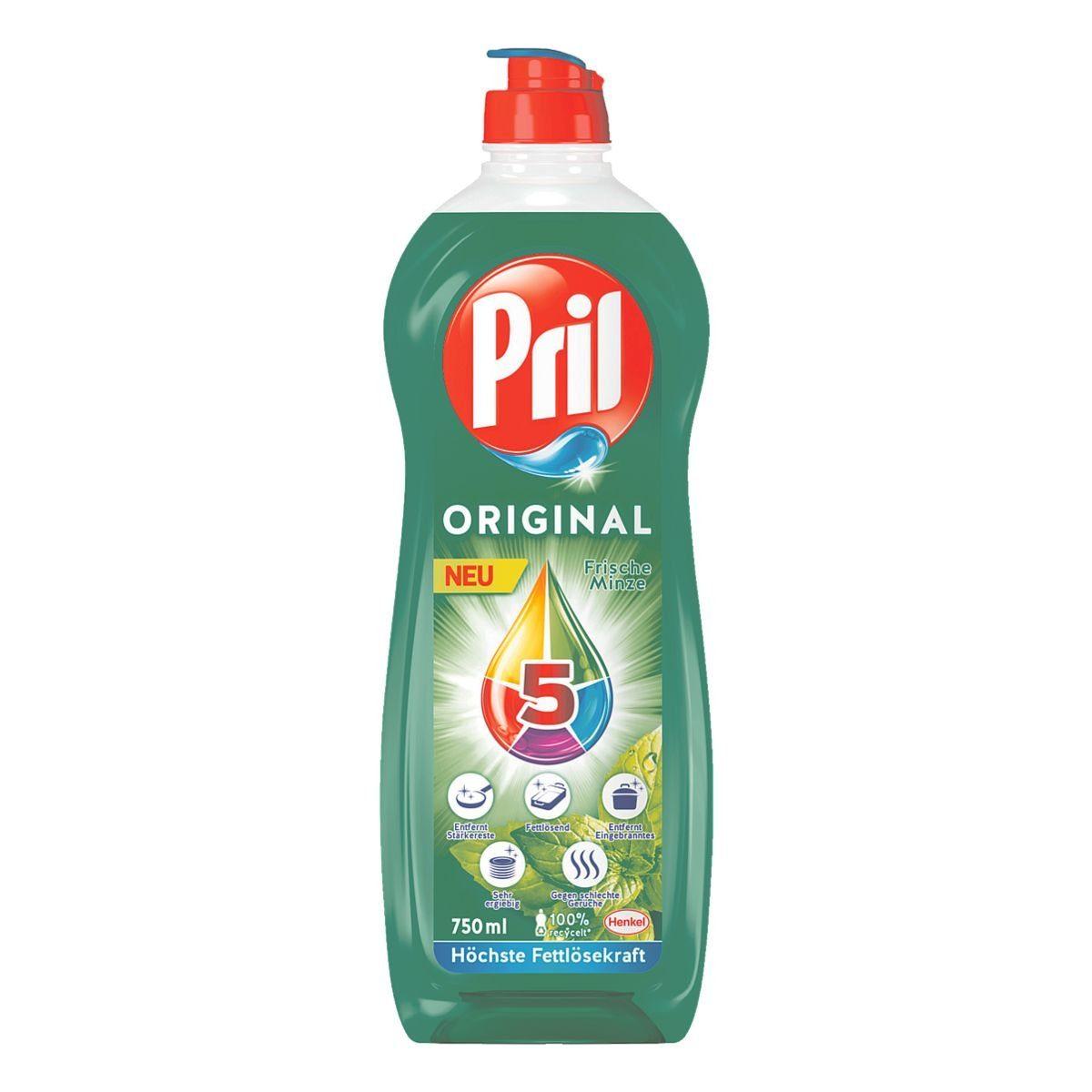 PRIL Geschirrspülmittel »Original Frische Minze«