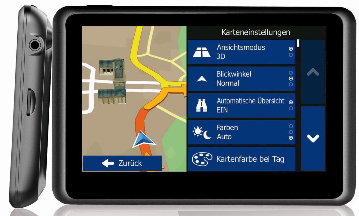 Blaupunkt Navigationsgerät »Travelpilot 65 Active EU LMU«