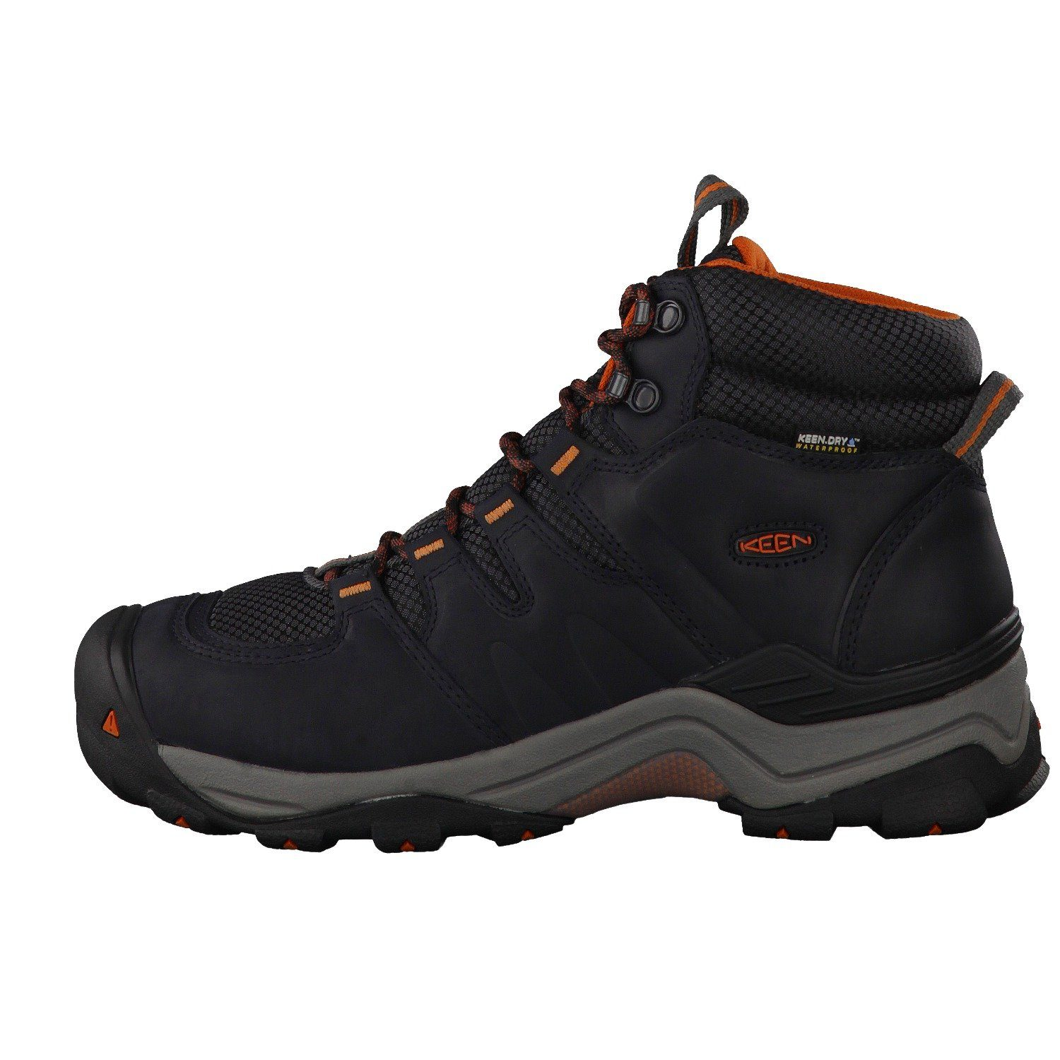 Keen Gypsum II MID WP 1015300 Outdoorschuh  black