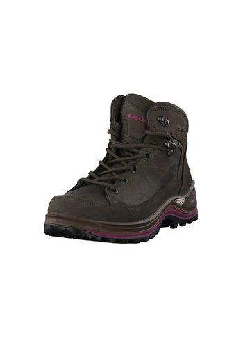 Damen Lowa Bormio GTX QC 320914-9553 Stiefel braun | 04056264090093