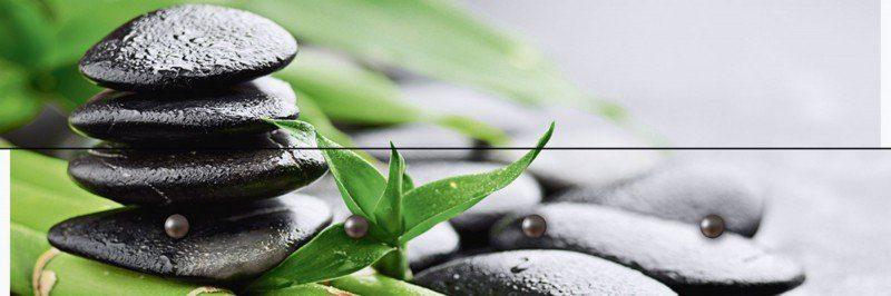 Artland Wandgarderobe »Pavel Timofeer: Wachstum - Lavasteine Bambus«