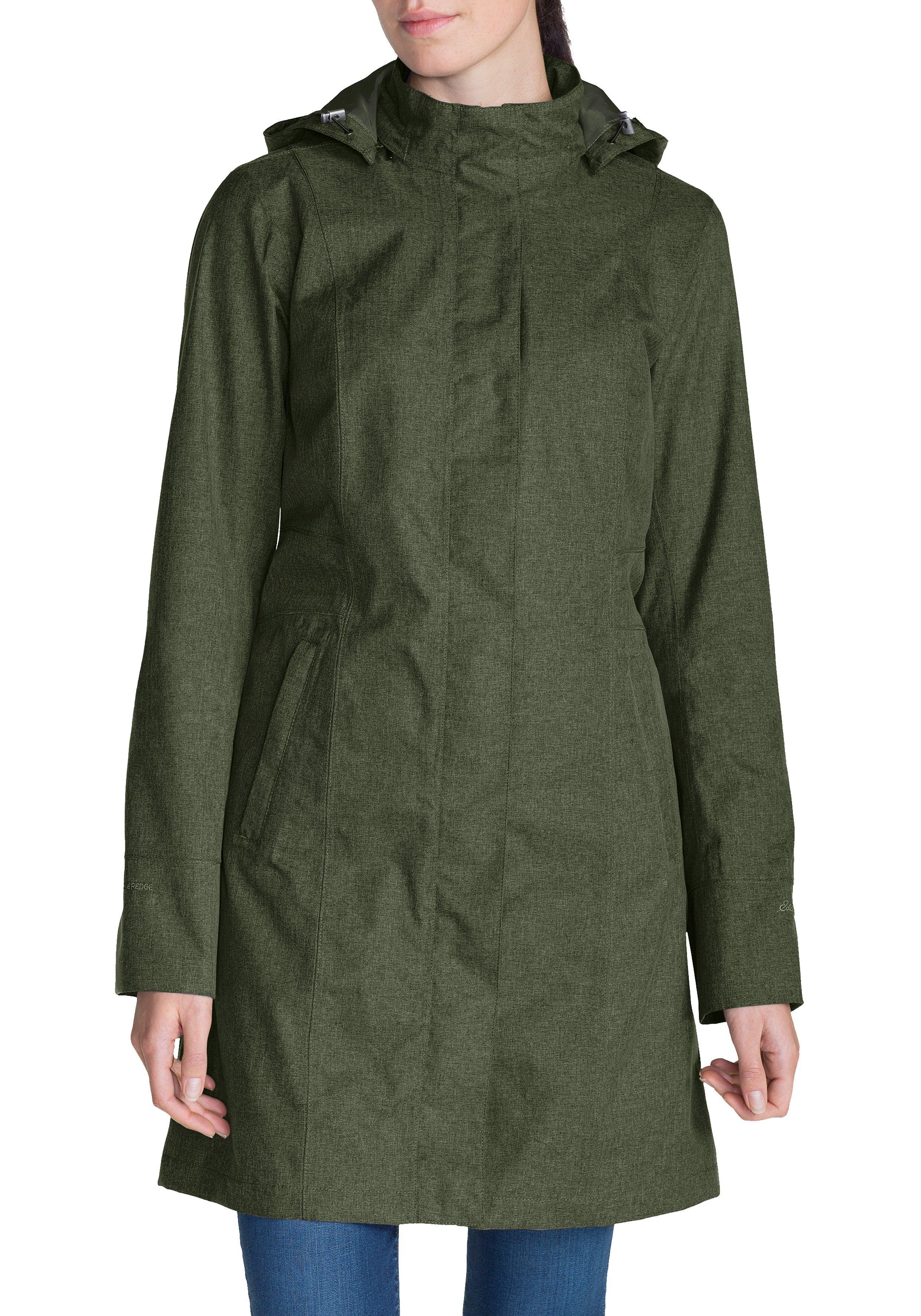 Eddie Bauer Girl on the go Trenchcoat | Bekleidung > Mäntel > Trenchcoats | Polyester | Eddie Bauer