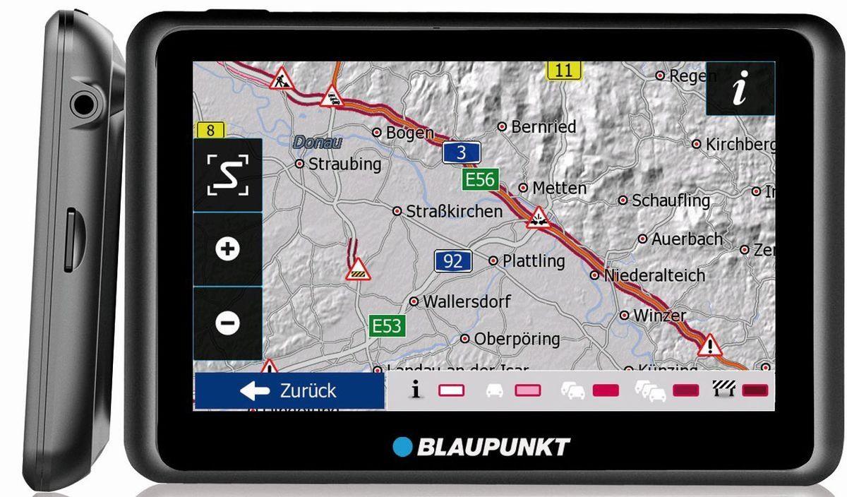 Blaupunkt Navigationsgerät »Travelpilot 55 Active CE LMU«