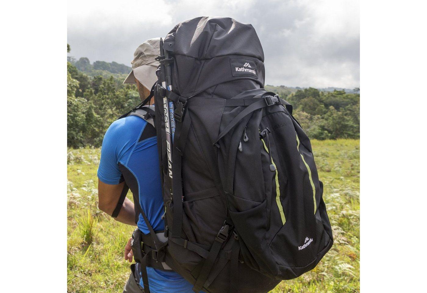 Kathmandu Set: 70 Liter Trekking Rucksack »Interloper v2« (2 tlg.)