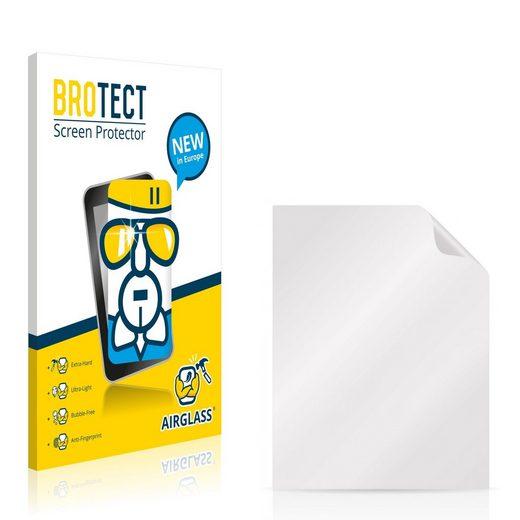 BROTECT Schutzfolie »Panzerglasfolie für Fujitsu Siemens Pocket Loox N560«, Schutzglas Glasfolie klar